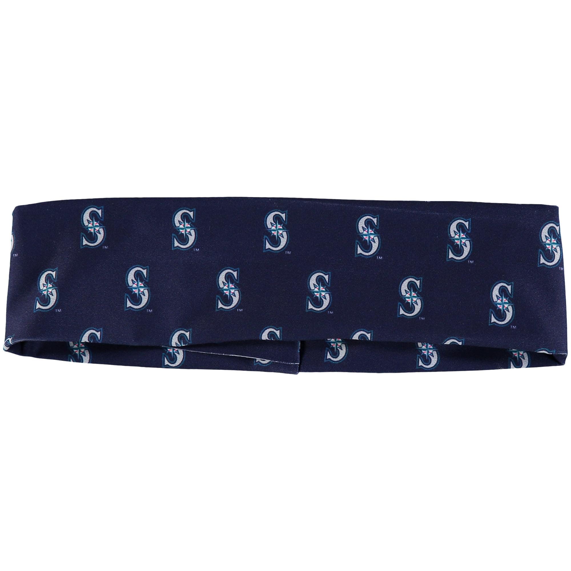 Seattle Mariners Coolcore Headband - Navy - No Size