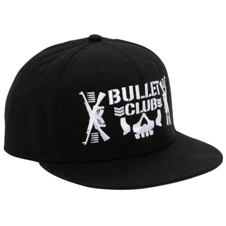 Ring of Honor Bullet Club Snapback Hat