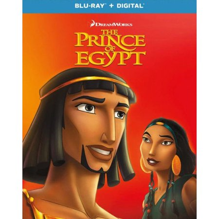 The Prince Of Egypt (Blu-ray + Digital Copy)
