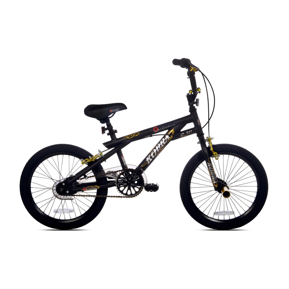 Razor 18 Boys Kobra Bike For Ages 5 7