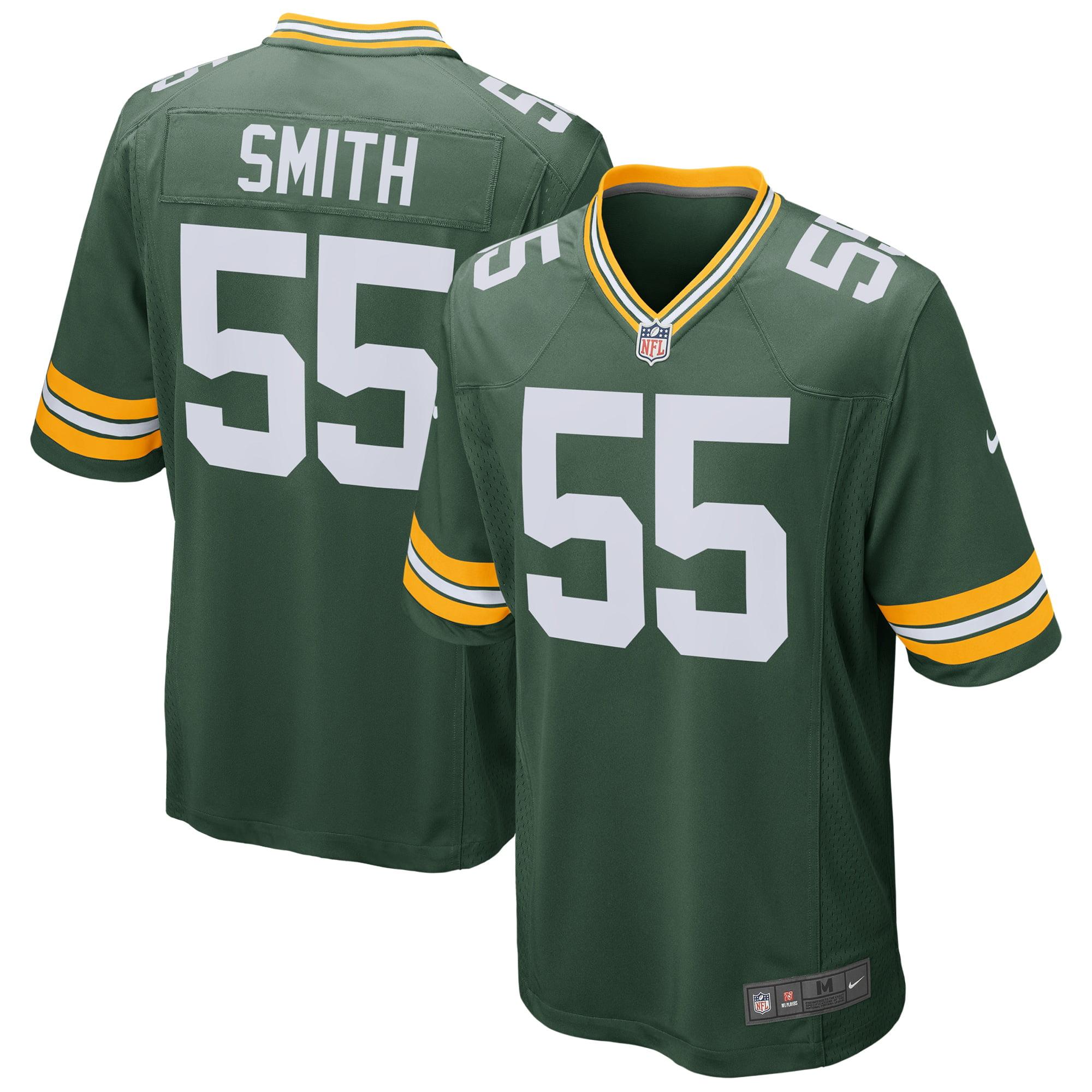 Za'Darius Smith Green Bay Packers Nike Game Jersey - Green ...