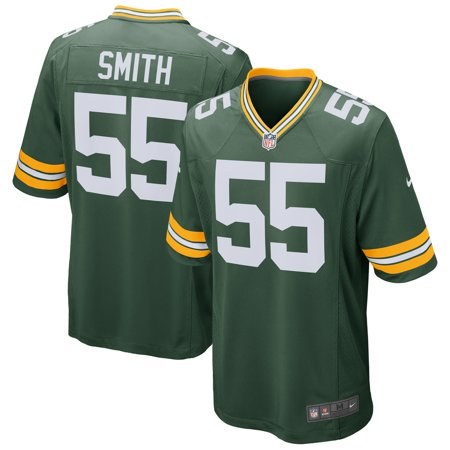 Za'Darius Smith Green Bay Packers Nike Game Jersey - Green