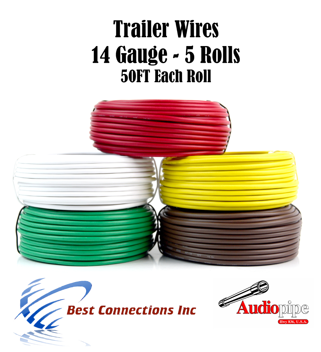 Walgreen/® 4FT TRAILER LIGHT BOARD WITH 5M 5 METRE CABLE CARAVAN CAR TOURING TRAVEL TOWING