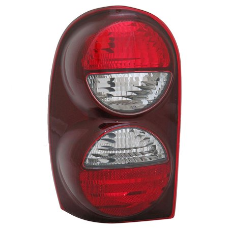NEW LEFT TAIL LIGHT FITS JEEP LIBERTY W/O AIR DAM 2002-2004 CH2800158 55157061AE 02 Jeep Liberty Tail Light
