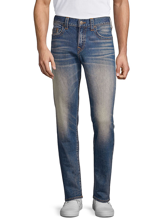 Geno Jetset Straight Jeans