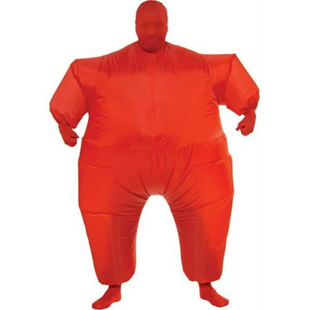 Costumes for all Occasions RU887110 Inflatable Skin Suit Adult Red](Inflatable Dinosaur Suit)