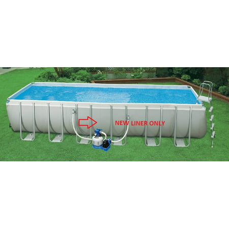 Intex POOL LINER ONLY Ultra Frame Swimming Pool 24 x 12 x 52