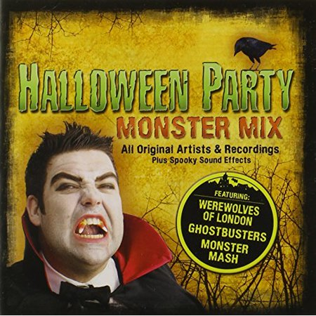 Halloween Party Monster Mix By Halloween Party Monster - Halloween Mix Songs 2017