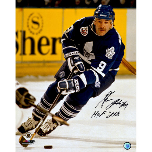 """Glenn Anderson Toronto Maple Leafs Fanatics Authentic Autographed 16"""" x 20"""" Skating With Puck Photograph with... by Fanatics Authentic"""