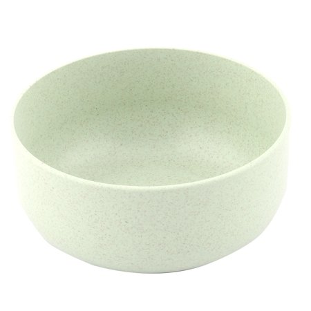 Household Restaurant Kitchen Utensil Round Shaped Oil Sauce Rice Soup Bowl Green - Green Cream Soup Bowl