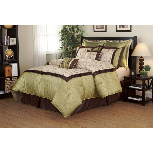 Fashion Street Savanna 8-Piece Bedding Comforter Set