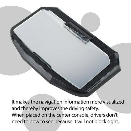 6.5 inch HUD Screen Head Up Display Car GPS Navigation Mobile Phone Holder - image 9 de 10
