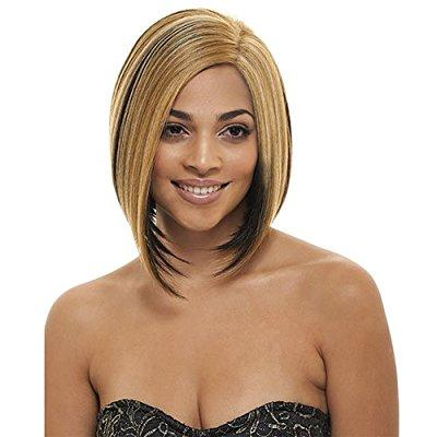 Janet Collection W Part Synthetic Lace Front Wig - Hestin...
