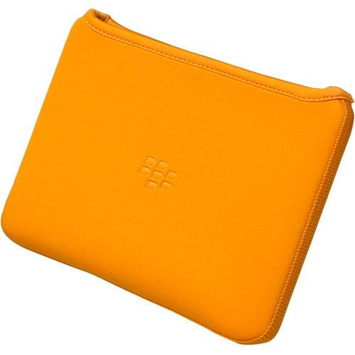 BlackBerry NeoPrene Sleeve for BlackBerry PlayBook - Bright Orange