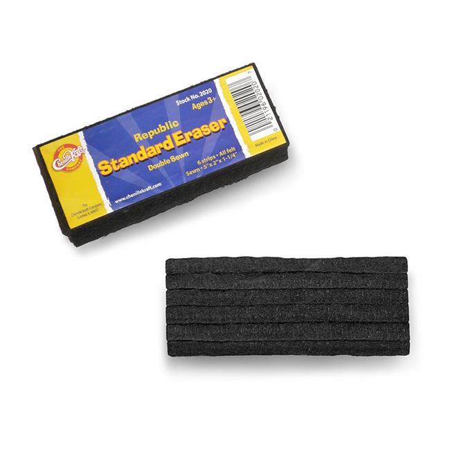 Pacon CK-2020BN Republic Felt Eraser