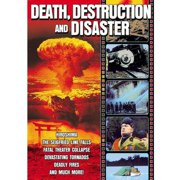 Death, Destruction & Disasters: A Collection Of Vintage Newsreels by