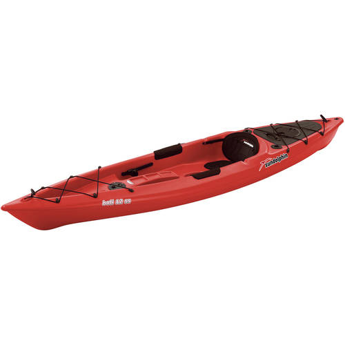 Sun Dolphin Bali Sit-On 12' Kayak with Bonus Paddle