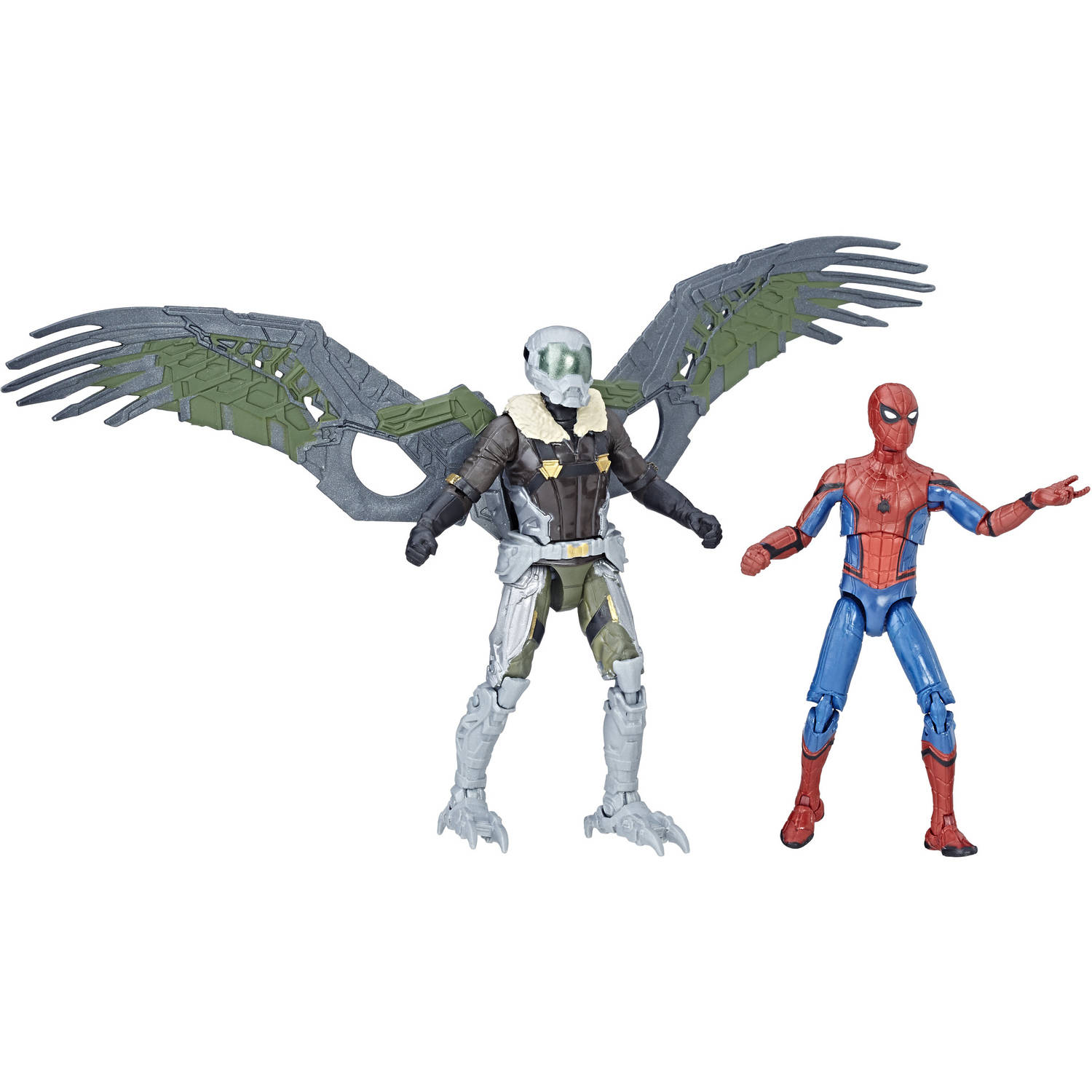 Marvel Legends Spider-Man Spider-Man and Marvel's Vulture, 2-Pack
