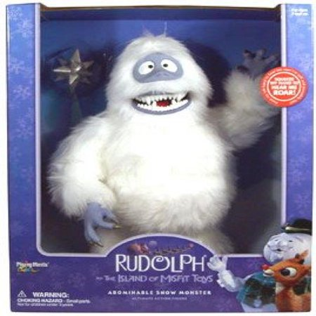 Toy Monsters (Rudolph and The Island of Misfit Toys Abominable Snow Monster 17