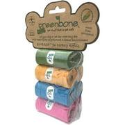 Greenbone Waste Bag Bio-Dispenser Refills 8 Rolls-96 Bags
