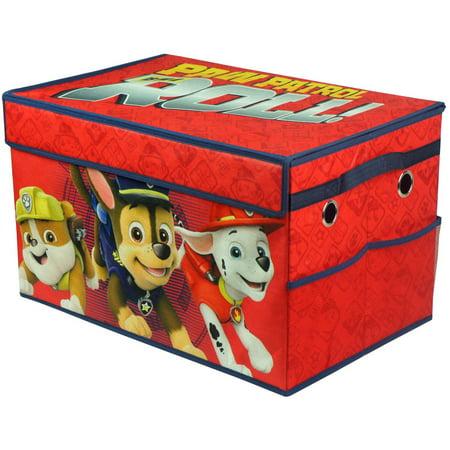 Paw Patrol Boy Collapsible Toy Storage - Trunk Ideas