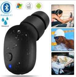 Best Mini Wireless Bluetooth Stereo Waterproof V4.1 Headset In-Ear Earphone Earbud for Cell