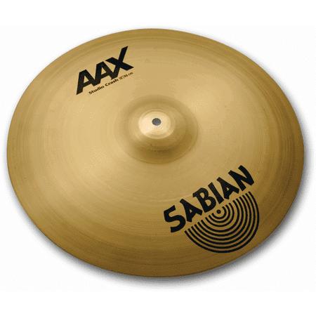 Sabian AAX 18 Inch Studio Crash Cymbal