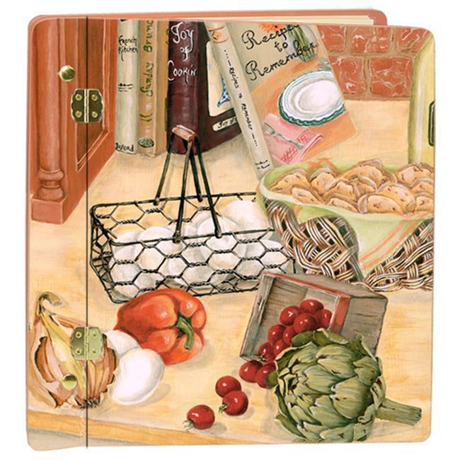Lexington Studios 12005 Recipes to Remember Large Photo Album by