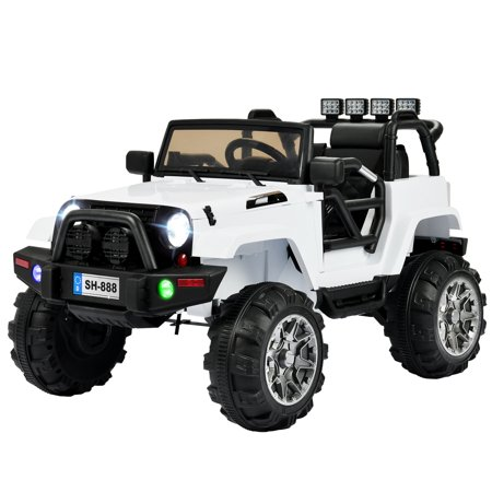 Uenjoy Kids Ride on Cars 12V Electric with Remote Control 2