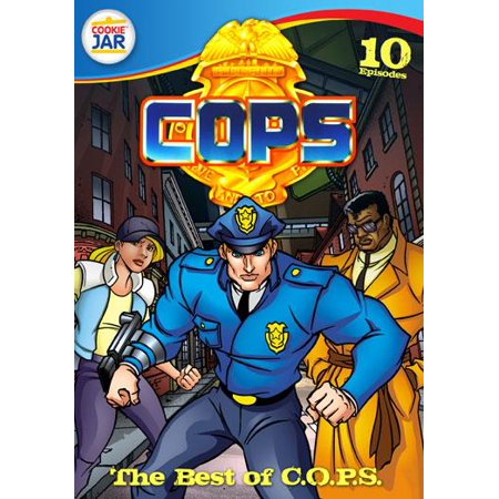 Animated Series/10 Episodes: Cops: The Best of Cops