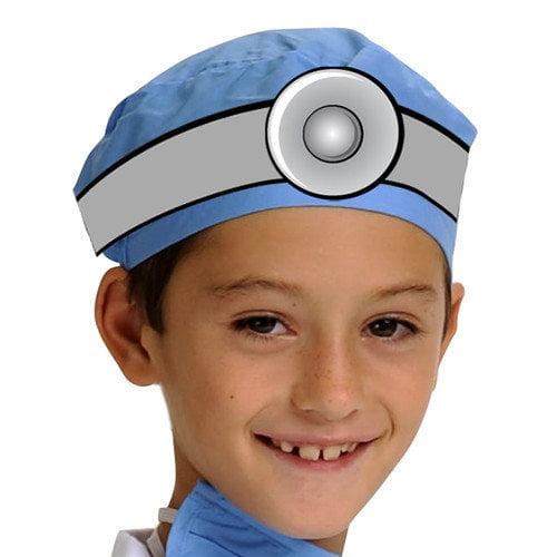 Aeromax Jr. Boy's Scrub Cap (Set of 5)