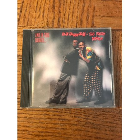 DJ Jazzy Jeff And The Fresh Prince Cd
