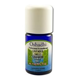 Oshadhi - Essential Oil, Lavender Sweet Lavandin, 5 ml ...
