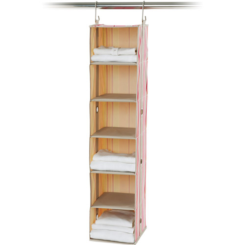 Neatfreak 6-Shelf Organizer, Candy Taffy
