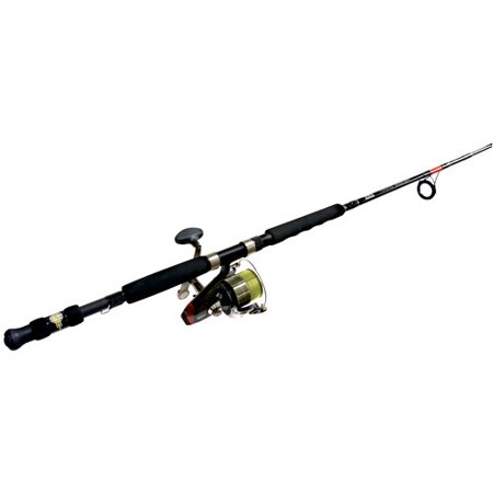 Zebco Hawg Seeker Fishing Combo With Bite Alert