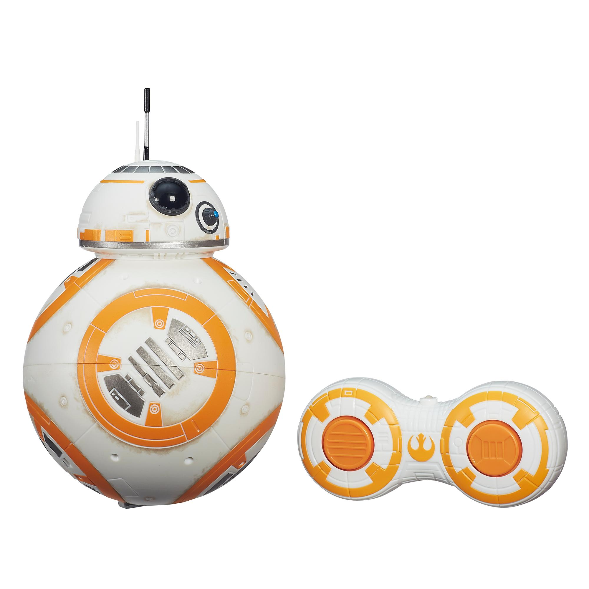 Star Wars The Force Awakens BB 8 Exclusive R C Robot