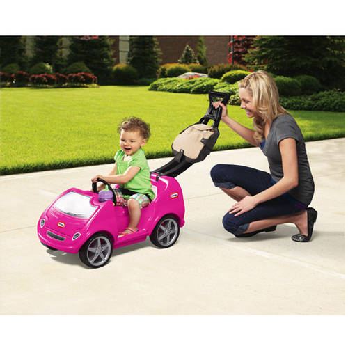 Little Tikes Girls' Mobile Ride-on