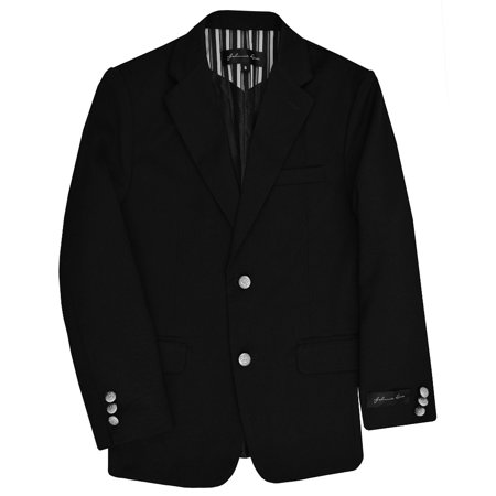 Johnnie Lene Dress Up Boys Blazer Jacket JL30