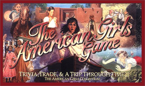AGC Board Game ( Collection Sidelines), A Trivia Game Traveling Through the Worlds of The American Girls By... by