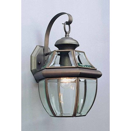 Wall Light Ideal Height : Volume Lighting V9282 1 Light 14.5
