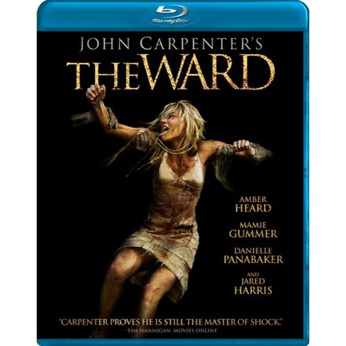 John Carpenter's The Ward (Blu-ray) (Widescreen)