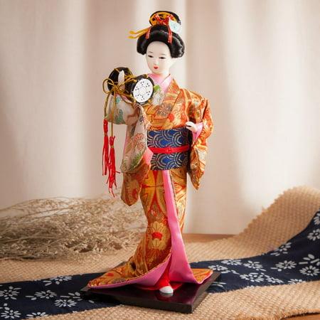 12'' Japanese GEISHA Oriental Doll ZS1029-12'](Oriental Dolls)