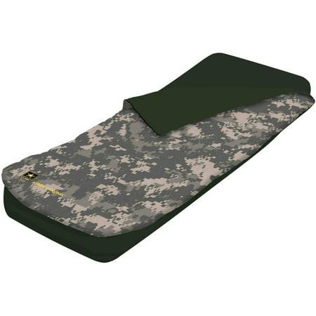 Bestway US Army Kids Air Bed With Sleeping Bag