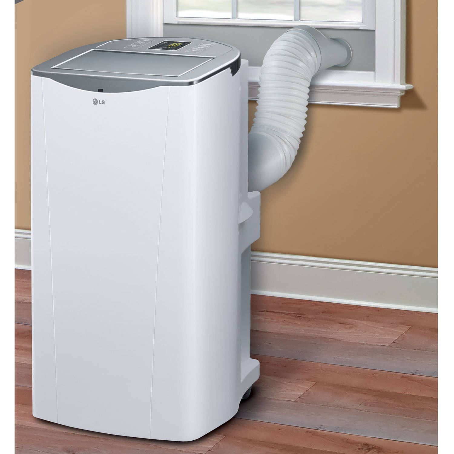 Awesome LG Electronics LP1415WXRSM 14,000 BTU 115V Portable Air Conditioner With  WiFi Technology