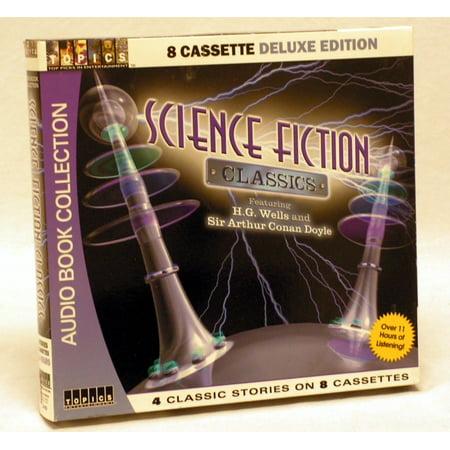 Best of Science Fiction Classics (8 Audio Cassettes)