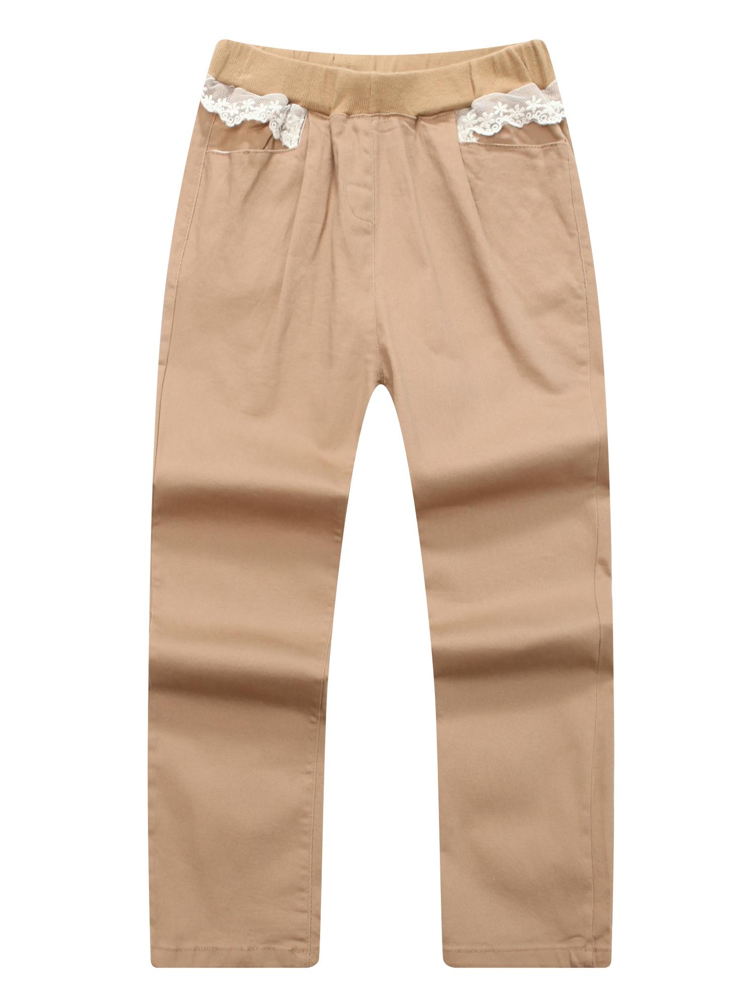 Richie House Girls' Custom fit leisure pants RH1225