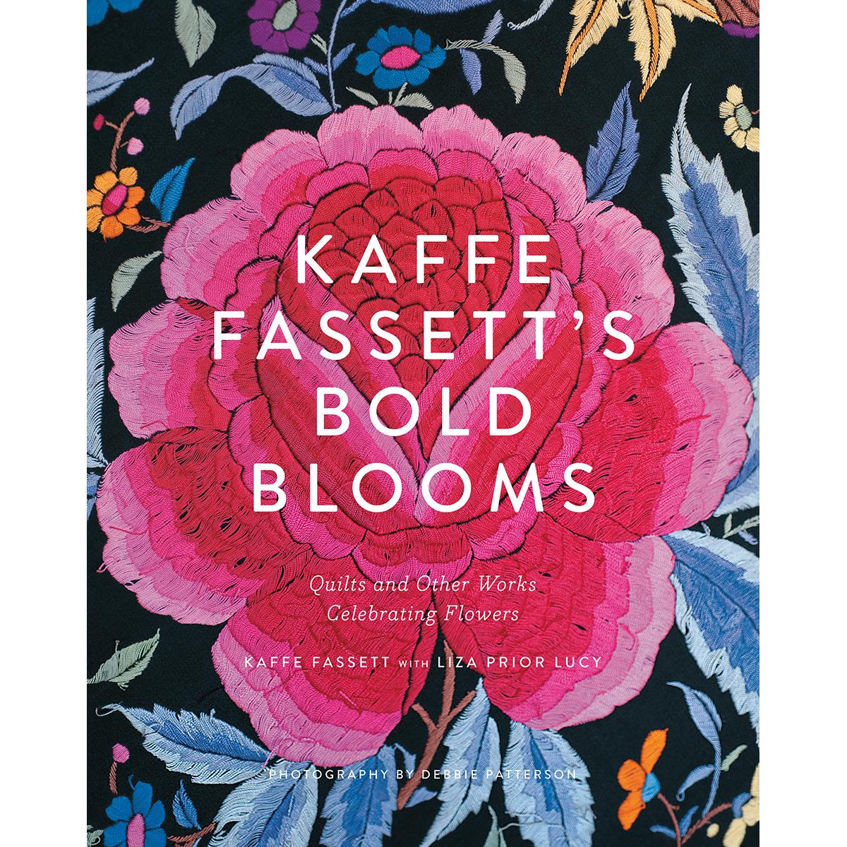 Abrams Books-Kaffe Fasset's Bold Blooms