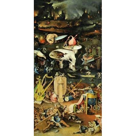 The Garden of Earthly Delights III Canvas Art - Hieronymus Bosch (10 x (Hieronymus Bosch Garden Of Earthly Delights Canvas)