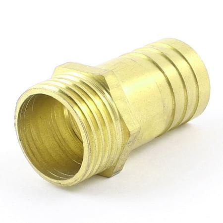 - Unique Bargains Brass 18mm Hose Barb to 1/2