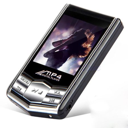 Mp4 Game (16GB Slim MP4 Music Player With 1.8'' LCD Screen FM Radio Video Games &)